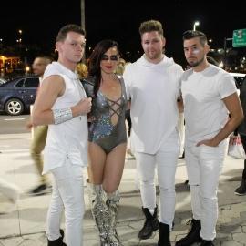 Lady Gaga Show - Amalie Arena
