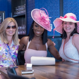 2nd Annual Tampa Derby Gallop - Lunch, Games, Watc
