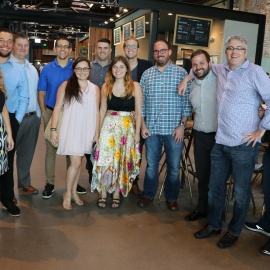 Tampa Bay Social Network at Armature Works