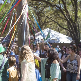Bay Area Renaissance Festival - Shamrocks & Shenan