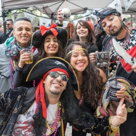 Red Dot: Gasparilla 2017