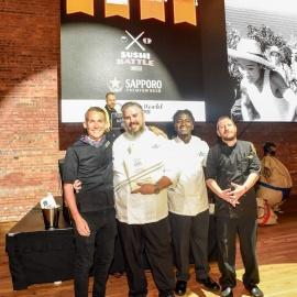 2019 Sushi Battle Tampa