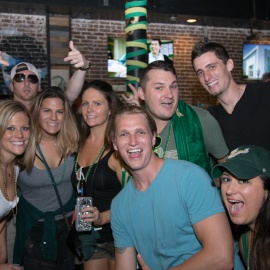 USF Block Party 2017 - Big Easy Bar