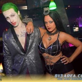 Club Prana: Suicide Squad Saturday