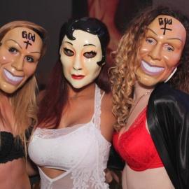 Club Prana Fridays Halloween Costume Party