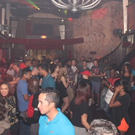 Club Prana Thanksgiving eve