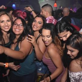 Club Prana Saturday Night
