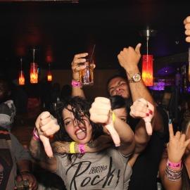 Saturday Night At Club Prana