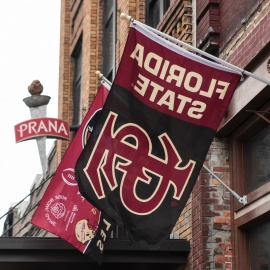FSU Block Party - Club Prana