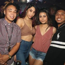 Club Prana: Friday