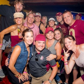 Club Prana: FSU Pub Crawl