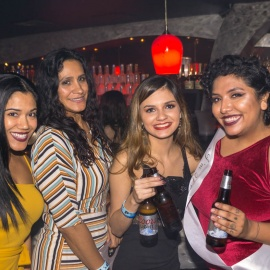 Club Prana: College Night