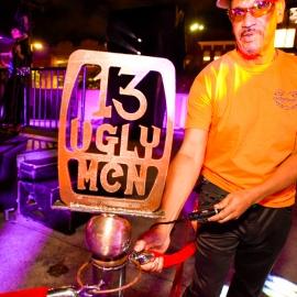 Cuban Club: 13 Ugly Men Halloween Party