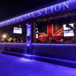 Thanksgiving Eve Bar Crawl - Yeoman's