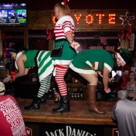 Ugly Sweater Bar Crawl