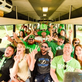 Downtown Crawlers: St. Patrick's Day