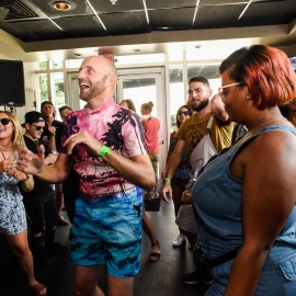 Downtown Crawlers: Rompers & Mimosas