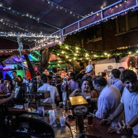 Dubliner: Saturday Night