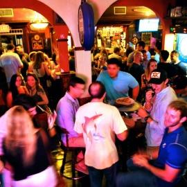 Dubliner Irish Pub: Friday Night
