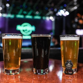Hard Rock: Coppertail Tap Takeover