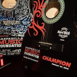 Hard Rock: GMF Charity Slot Tournament