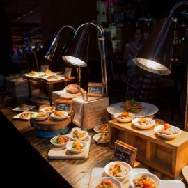 Hard Rock Menu Tasting Event