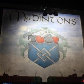 MacDintons: Wednesday Night