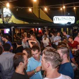 MacDintons: Bar Exam After Party
