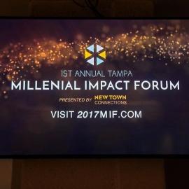1st Annual Millennial Impact Forum