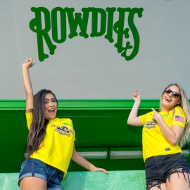Rowdies Tailgate Party