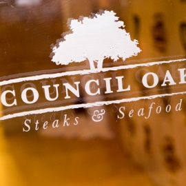 Council Oak: Dignitary Party