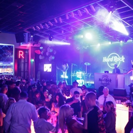 Seminole Hard Rock Hotel & Casino NYE After Party