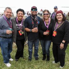 Seminole Hard Rock - Hospitality Party Tent