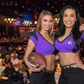 Hard Rock Cafe: NFL SuperBowl Watch Party