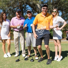 Hard Rock: Make A Wish Golf Tournament
