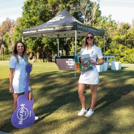 Tee Off For Tourism with Hard Rock