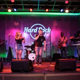 Seminole Hard Rock - Sing For Your Supper