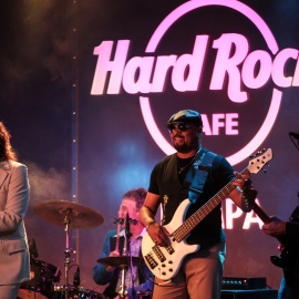 Seminole Hard Rock - Founder's Day