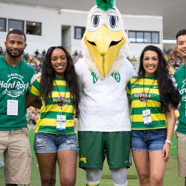 Hard Rock: Rowdies Game