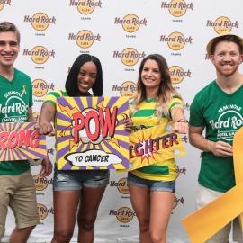 Seminole Hard Rock - Rowdies Go Gold