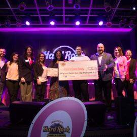 Seminole Hard Rock: Making Strides Awards