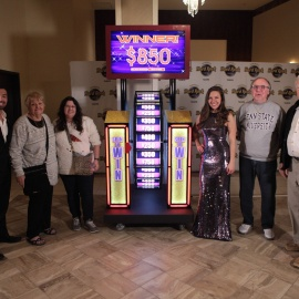 Seminole Hard Rock: Million Dollar Spin