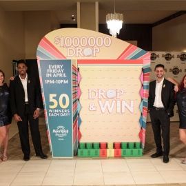 Seminole Hard Rock: Million Dollar Drop