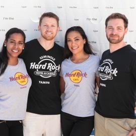 Seminole Hard Rock: JDRF Walk at Amalie Arena