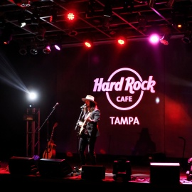 Seminole Hard Rock: Drew Cole Live + Meet & Greet
