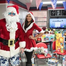 Seminole Hard Rock: Christmas in July