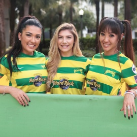 Seminole Hard Rock: Tampa Bay Rowdies v North Caro