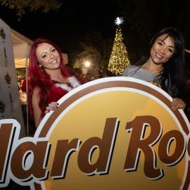 Hyde Park Tree Lighting : Hard Rock