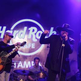 Seminole Hard Rock - The Angelus Jam Session