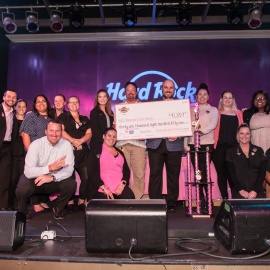 Seminole Hard Rock - Pinktober Wrap Party